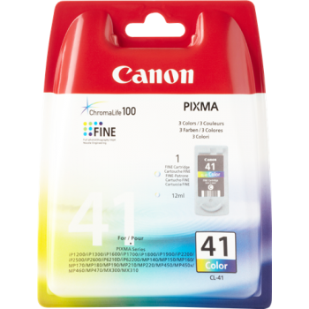 Cart. Inkjet originale CANON CL-41 Color