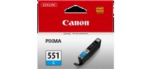 Cart. Inkjet originale Canon CLI-551 CYANO
