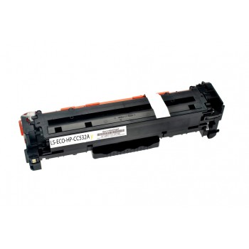 Toner Compatibile HP LJ CP 2020 GIALLO