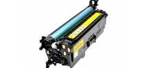 Toner Compatibile HP Laserjet CP3525 YELLOW