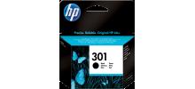 Cart. Inkjet originale HP 301 Black