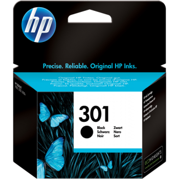 Cart. Inkjet originale HP 301 Black