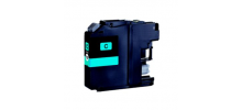 CART. INKJET COMPATIBILE BROTHER LC125 CYANO