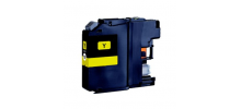 CART. INKJET COMPATIBILE BROTHER LC125 YELLOW