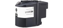 CART. INKJET COMPATIBILE BROTHER LC22E BLACK