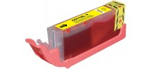 CART. INKJET COMPATIBILE CANON CLI571 YELLOW