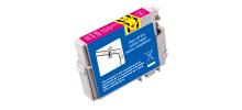 CART. INKJET COMPATIBILE EPSON T3473 MAGENTA