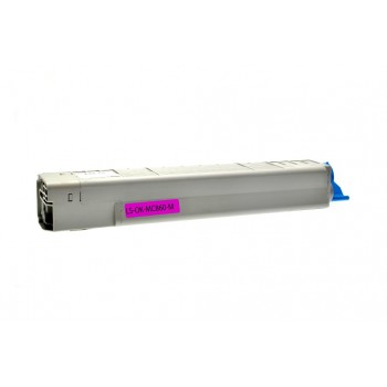 Toner compatibile OKI MC860 M COD. 44059210