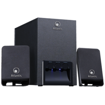 KIT CASSE E SUBWOOFER SOUNDMASTER 2100