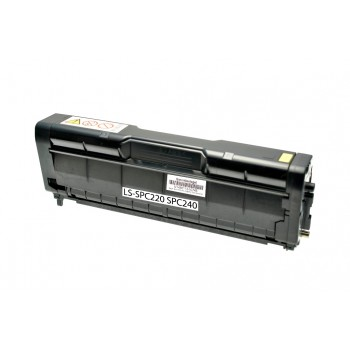Toner Compatibile Ricoh Aficio SP C220 YELLOW
