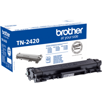 Cart. laser originale Brother TN-2420