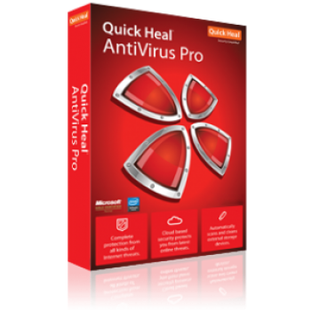Antivrus Quick Heal Pro 3PC 12 Mesi