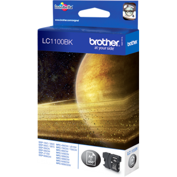 Cart. Inkjet originale Brother LC-1100 Black