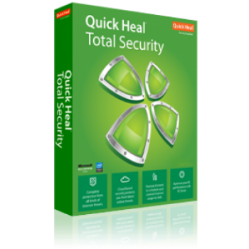 Total Security Quick Heal 1Pc 12 Mesi