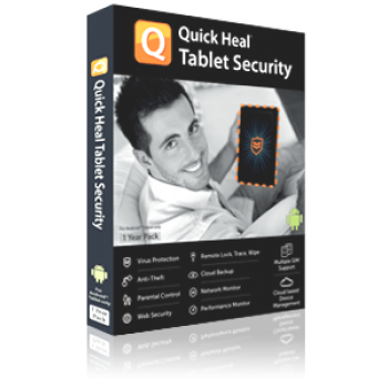 Total Security Quick Heal Android (Tablet)